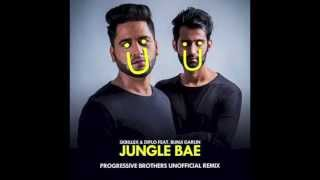 Skrillex & Diplo - Jungle Bae Feat. Bunji Garlin (Progressive Brothers Remix)
