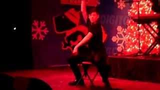 Trevor Moran - Beg for it (IGGY cover) Digi Tour Slaybells Orlando 12/16