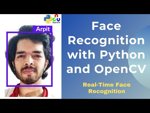 Face Recognition with OpenCV with Python   Part 6   Final Part