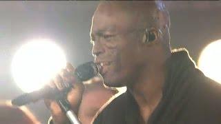 Seal - Crazy - Idol Sverige (TV4)