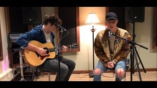 Nathan Grisdale - Smoking On Your Love (FEAT RAFFER) (Official Lyrics)