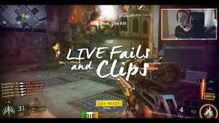 Insane SVG Clip!! (BO3 Highlights)