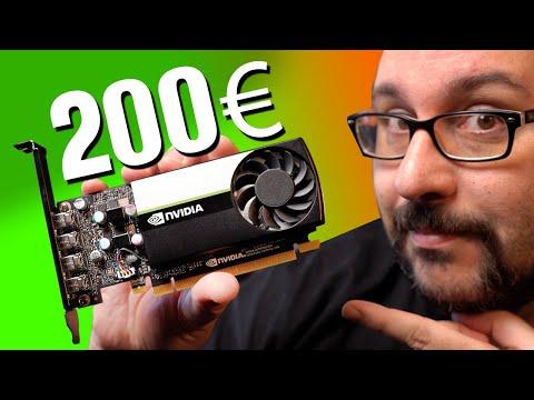 SCHEDA VIDEO da GAMING da 200€ nel 202 …