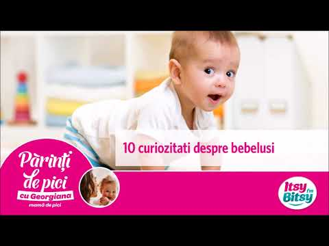 Curiozitati despre bebelusi