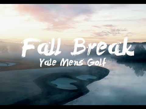 Yale Golf - Fall Break (Caves Valley)