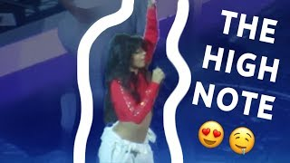 "HD Camila Cabello ""Crying In The Club"" Live Performance 24k Magic Tour Portland Oregon"