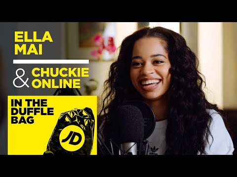 """jdsports.co.uk & JD Sports Discount Code video: """"Me and My Cousin Made a Sign For Usher"""" Ella Mai & Chuckie Online 