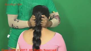 Thick Long Hair Braid My Sexy Aunty Allow Me width=