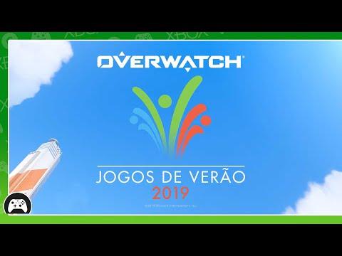 Trailer de Overwatch - Jogos de Verão 2019