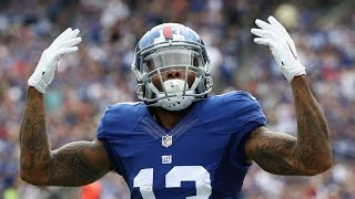 "Odell Beckham Jr - ""Hall Of Fame"" (SMV)"