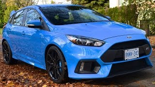 Ford Focus RS Review--IS IT $50,000 GOOD?