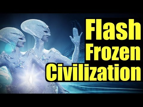 (Corey Goode) Antarctica Civilization Found Flash Frozen