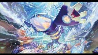 KYOGRE SHINY POKEMON ON POKEMON GO?!!?/Pokemon go