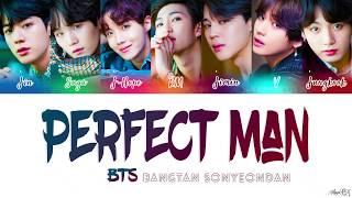 BTS - Perfect Man [Color coded Han|Rom|Eng lyrics]