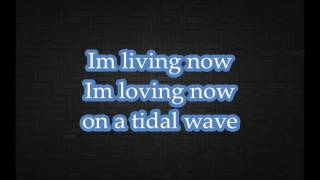 tidal wave Kevin Quinn lyrics