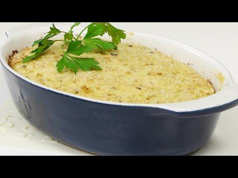 Картофельный форшмак видео рецепт