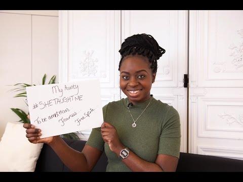 feelunique.com & Feel Unique Promo Code video: #SheTaughtMe...How Women Empower Us | Feelunique