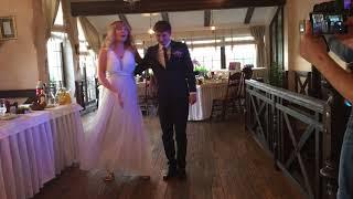 Свадебный танец. Мария и Павел