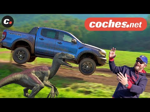Ford Ranger Raptor 2020 | Prueba / Test / Review en español | coches.net
