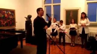 ALEKSANDAR TOMOV - BIALA KOLEDA / Александър Томов - Бяла Коледа - live - 2016