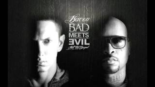 Bad Meets Evil - Living Proof (Instrumental with Hook)