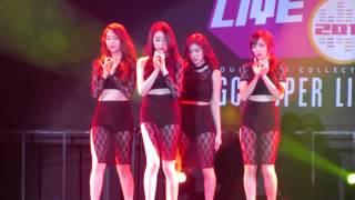 Mask - Stellar (스텔라) Live @ SGC Super Live In Seoul (서울걸즈콜렉션)