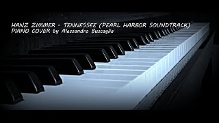 Hans Zimmer - Tennessee (Pearl Harbor soundtrack) (PIANO COVER)
