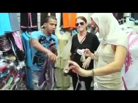 When Shakira was in Morocco – Marrakech