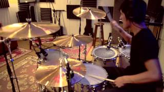 Deftones - Be Quiet and Drive - Drums Cover - WalterDrums
