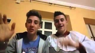 """Una coppia perfetta  """"Peppe & Simo"""""""