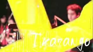 Txarango - 'Pren el Carrer' - Benvinguts al Llarg Viatge (Telecogresca, 30/03/12) [HD]