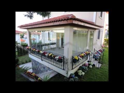 סרטון: מחיצות וחלונות אלומיניום