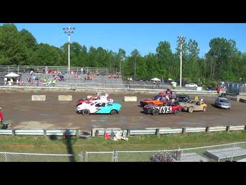 Sumpter Country Fest 2018 Autocross Heat 1 (Sunday show)