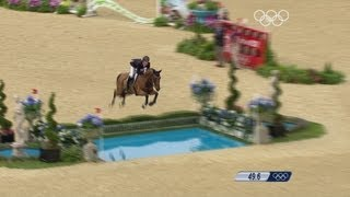 Individual Jumping Final Round A - London 2012 Olympics