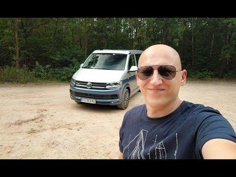 Volkswagen California - Robert testuje
