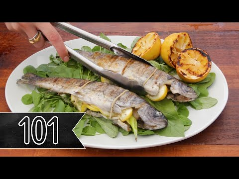 The Ultimate Guide To Grilling Fish ? Tasty 101