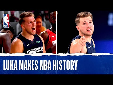 Luka Makes NBA HISTORY With His 15th Triple-Double This Season!