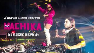 J. Balvin, Jeon, Anitta - Machika | Alesso Club Remix