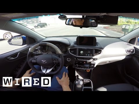 Take a Spin in Hyundai's Driverless Car for the Masses