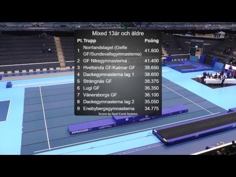 Riksettan & Rikstvåan HT 2018 - mixed