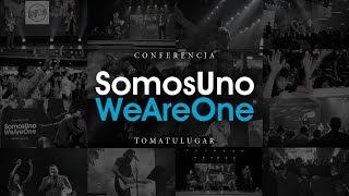 Conferencia TOMA TU LUGAR - Somos Uno / We Are One   // Resumen - Miami, FL.