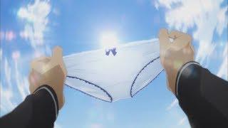 Quem pegou minha calcinha ( ͡° ͜ʖ ͡°). Anime Crack #02