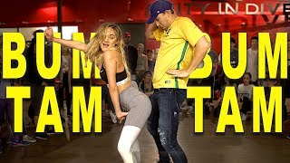 BUM BUM TAM TAM - J Balvin & Future Dance | Matt Steffanina ft Chachi Gonzales width=