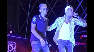 Emis Killa - Gucci Benz ft. Vegas Jones | live @ FestAmbiente 2017, Rispescia (GR)