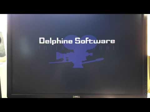 Prueba de funcionamiento tras la instalación de una gotek con sonido en un Commodore Amiga 1200