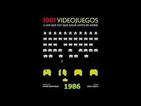 (XI)1001 Videojuegos a los que hay que jugar: 1986