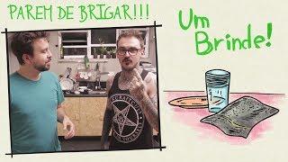 Um Brinde #139 - BRIGANDO POR RICK E MORTY