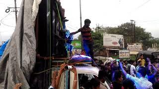 Dj megha vs Dj priyal godhar more ...2017 vishwakarma puja