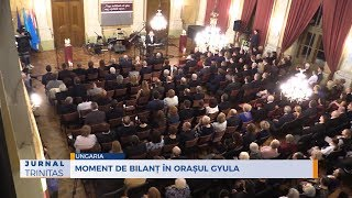 Moment de bilant in orasul Gyula