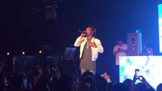 "Ozuna live in Chicago at Volkan - ""La 69 Remix"" & ""Corazon de Seda"""
